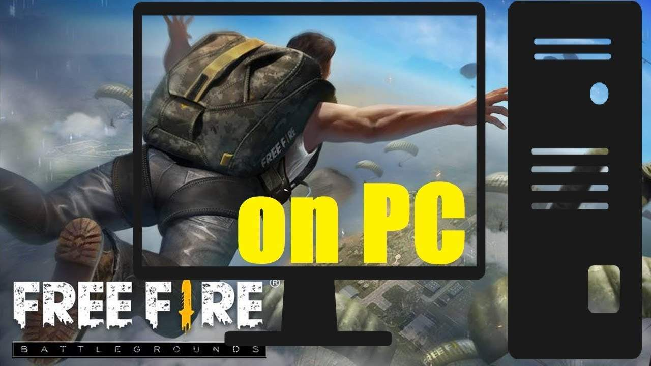 Download Garena Free Fire on PC