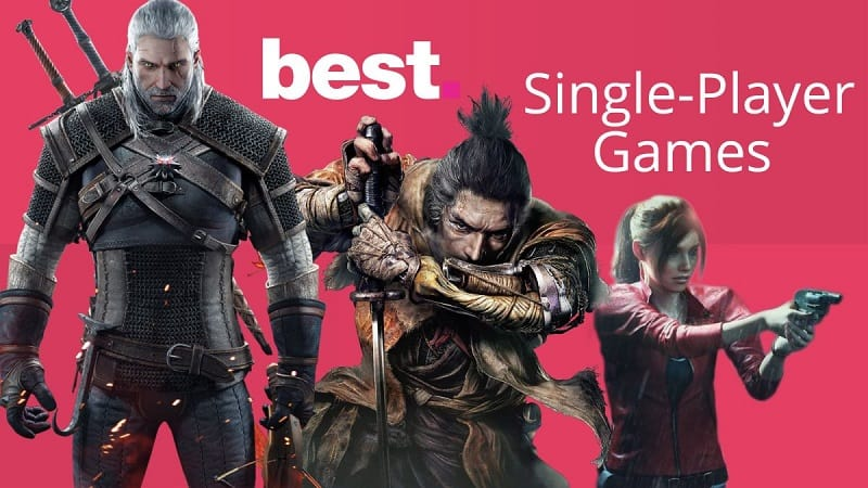Upcoming Single Player Action Games for low end