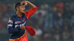 Sandeep in the Platinum category in PSL draft