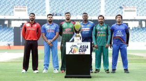 Asia Cup 2021 Live Match