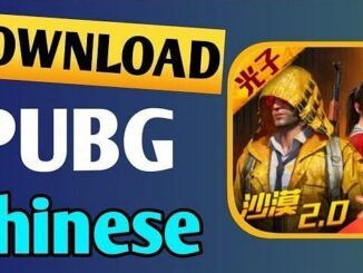 Download Chinese PUBG Mobile