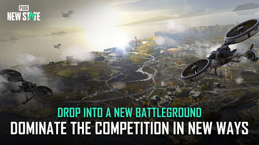PUBG New State Download on PC and Mobile