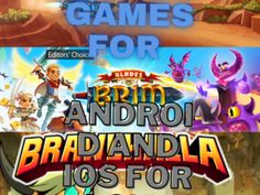 Free Games for Android and iOS for Low End