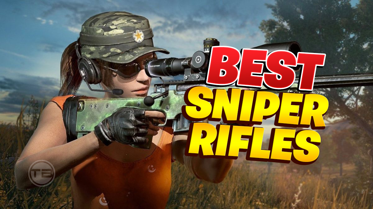 Best Snipers in Pubg Mobile